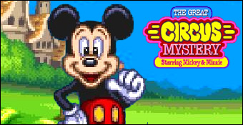 The Great Circus Mystery starring Mickey and Minnie Mouse