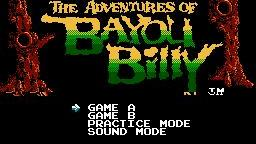 Oldies : The Adventures Of Bayou Billy