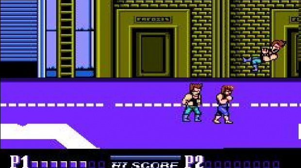 Oldies : Double Dragon II : The Revenge