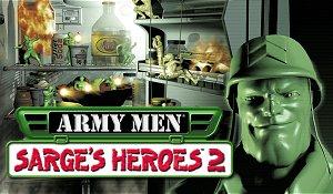 Army Men : Sarge's Heroes 2