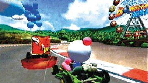 ECTS : Bomberman Kart