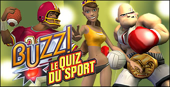 Buzz ! Le Quiz Du Sport