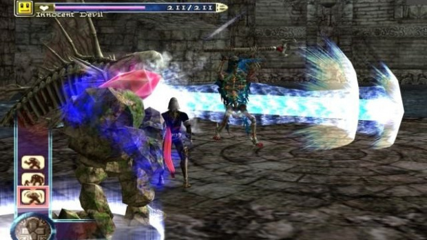 Castlevania : Curse Of Darkness illustré