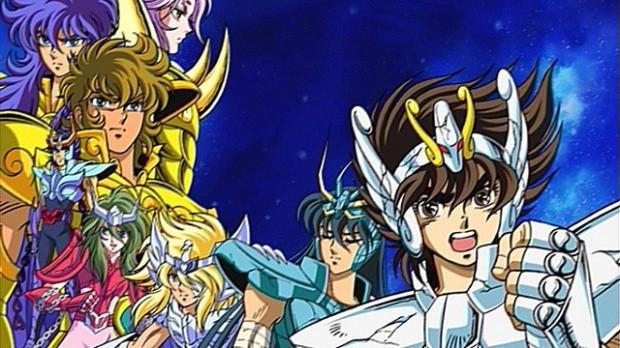 Les Chevaliers du Zodiaque en MMORPG