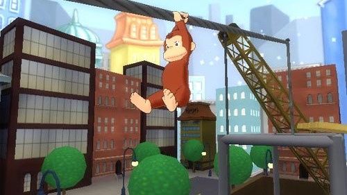 Images : Curious George