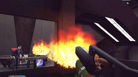Deus Ex PS2 nouveaux screens