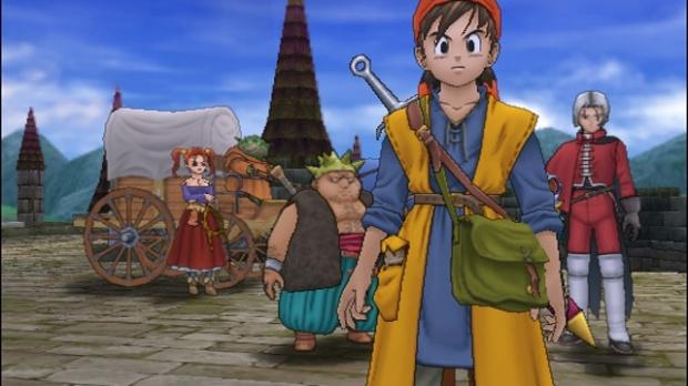 Dragon Quest VIII : L'Odyssée du Roi Maudit sur mobiles