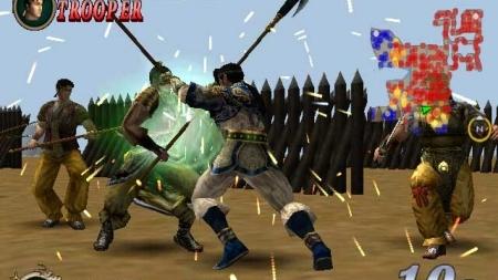 Dynasty Warriors aussi sur Xbox