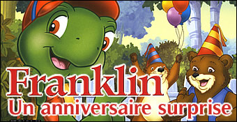 Franklin : Un Anniversaire Surprise