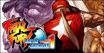 Fatal Fury Battle Archives Vol. 1