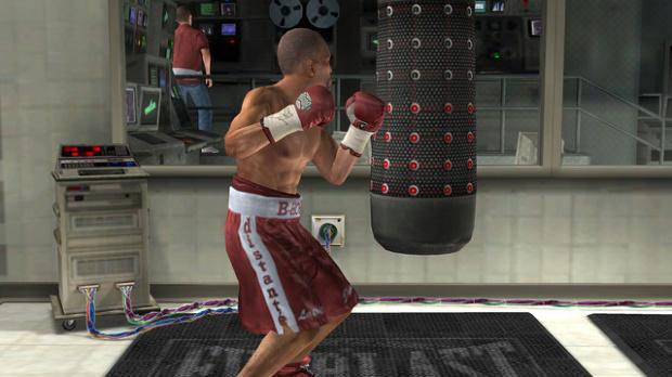 Fight Night : Round 2 dans ta face