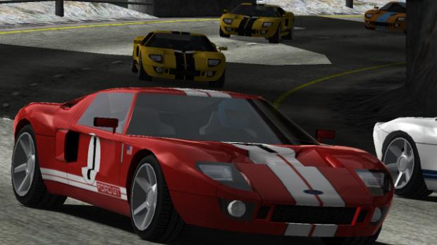 Ford Racing 3 en Janvier 2005
