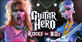 Guitar Hero Rocks The 80's