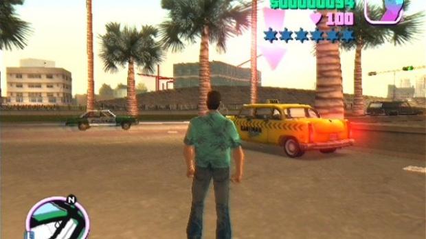 GTA : Vice City la semaine prochaine sur le PSN