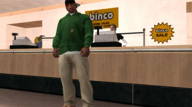 GTA San Andreas multiplie les infos