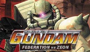 Preview Gundam Federation Vs Zeon sur PS2 - jeuxvideo com