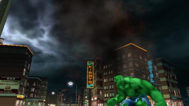 Le Hulk qu'on n'y croit même pas