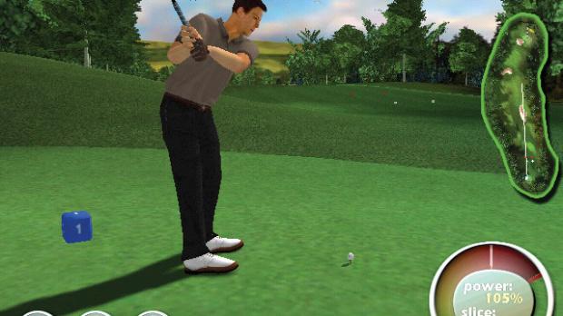 International Golf Pro sur PS2