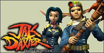 Jak & Daxter : The Lost Frontier