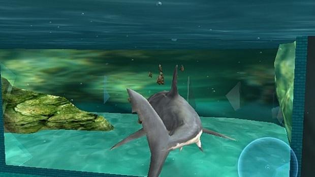 Les Dents De La Mer sur PS2 et Xbox