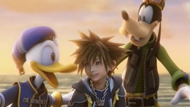 Kingdom Hearts HD 2.5 ReMIX annoncé sur PS3