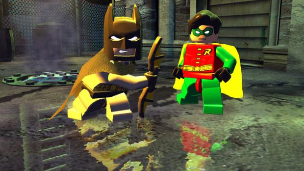Une série autour de Lego Batman