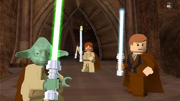 LEGO Star Wars maîtrise la force