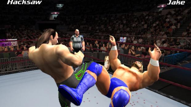 Legends of Wrestling : 3ème !