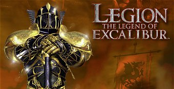 Legion : Legend Of Excalibur