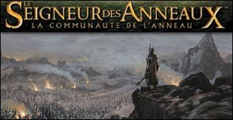 Le Seigneur Des Anneaux : La Communaute De L'Anneau