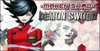 Maken Shao : Demon Sword