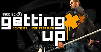 Marc Ecko's Getting Up : Content Under Pressure