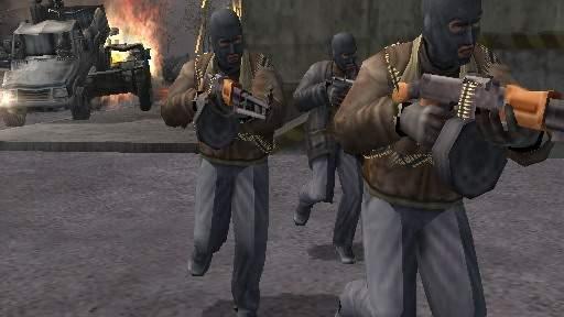 Mercenaries et ses factions
