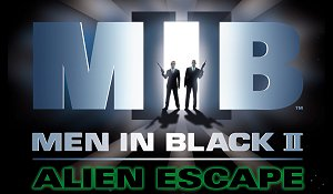Men In Black 2 : Alien Escape