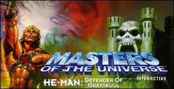 Masters Of The Universe He-Man : Defender Of Grayskull