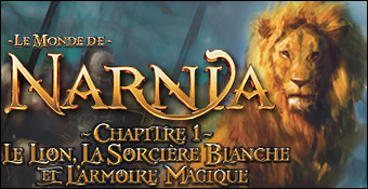 test du jeu le monde de narnia chapitre 1 le lion la. Black Bedroom Furniture Sets. Home Design Ideas