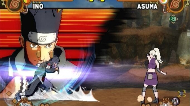 Résultats du concours Naruto Shippuden : Ultimate Ninja 5
