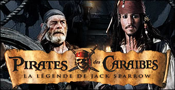 Pirates Des Caraibes : La Legende De Jack Sparrow