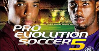 Test de Pro Evolution Soccer 5 sur PS2 par jeuxvideo com