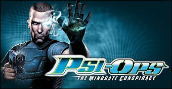 Psi-Ops : The Mindgate Conspiracy