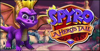Spyro : A Hero's Tail