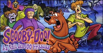 scooby doo la nuit des 100 frissons - Dessin Anim Scooby Doo