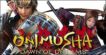Onimusha : Dawn Of Dreams
