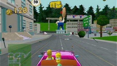 Simpsons Road Rage sur le banc des accusés