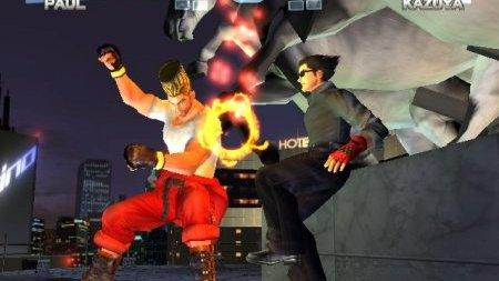 Intro de Tekken 4