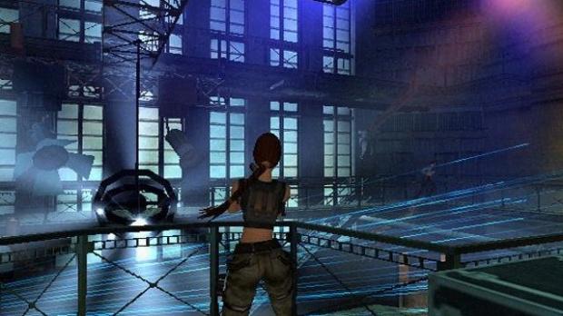 Une toile en l'honneur de Lara