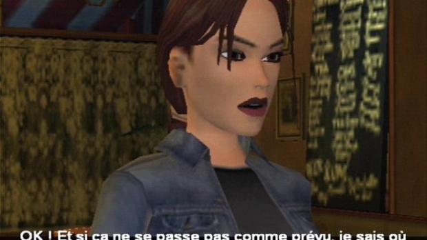 Lara quitte son Core