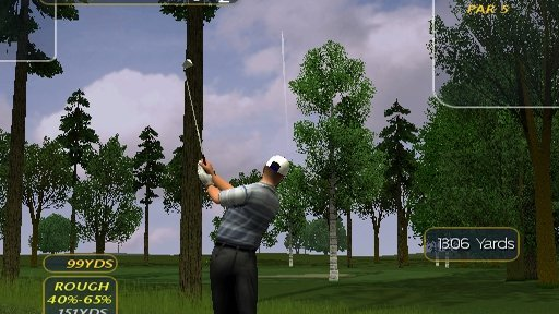 Un site pour World Tour Golf