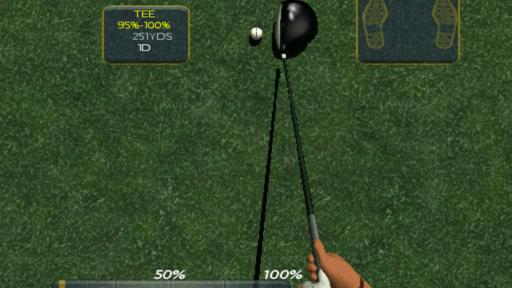 Prostroke Golf : World Tour 2007 est gold