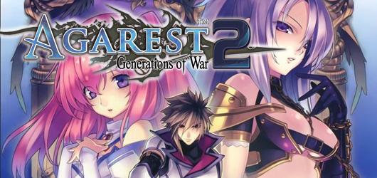 Agarest : Generations of War 2